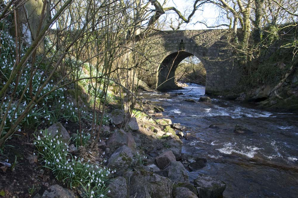 The Old Nethermill Bridge