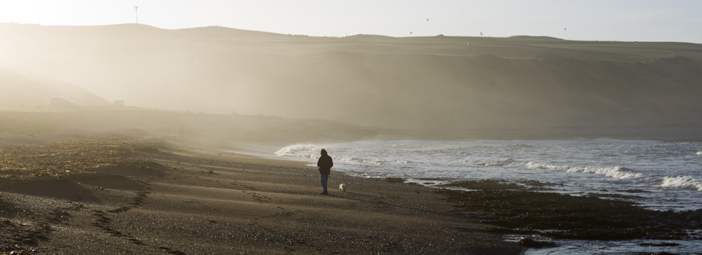 Aberlour beach