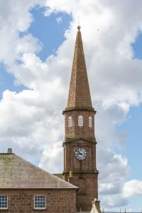 Peterhead Old Parish Church,. The Muckle Kirk
