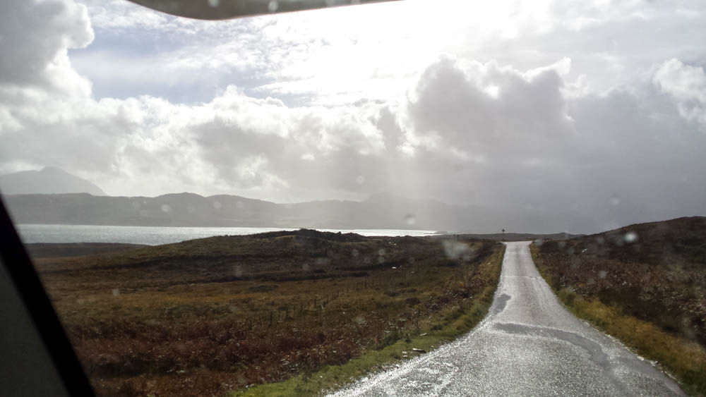 heading for Loch Eriboll
